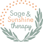 Sage and Sunshine Therapy Logo